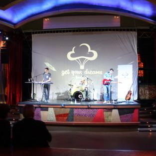 Concierto solidario Astoria 2013